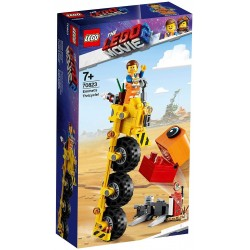 LEGO MOVIE 2 - Le Tricycle d'Emmet - 70823