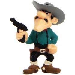 Figurine Joe dalton avec son pistolet