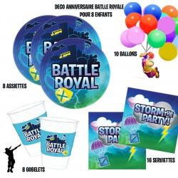 Kit Anniversaire Battle Royale