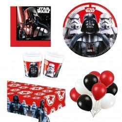 Kit déco anniversaire Star Wars