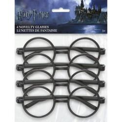4 Paires de lunettes Harry Potter ™