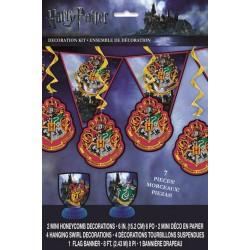 Kit de décoration Harry Potter ™ 7 pièces