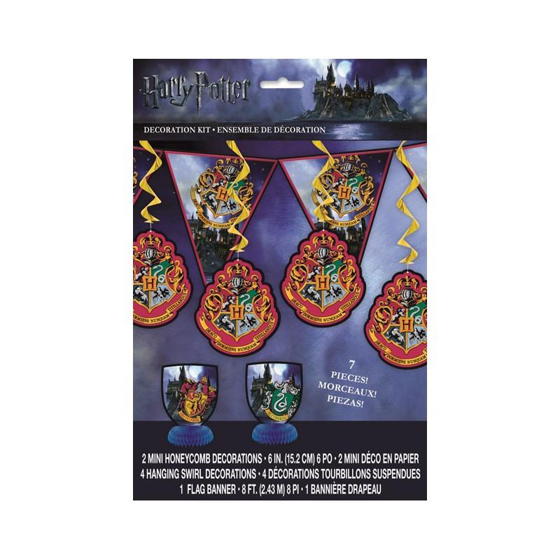 Harry Potter Décorations de table et salle