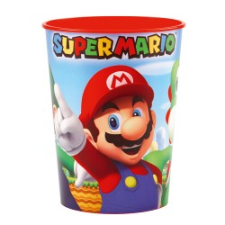 Grand Gobelet Mario 470 ml - Plastique