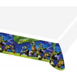 Nappe en plastique Tortue Ninja