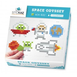 Box Space Odyssey - Stickers muraux