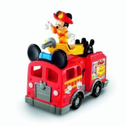 Camion de pompier de Mickey